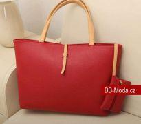 Zvětšit fotografii - Lexure kabelka taška červená