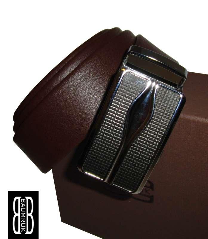 kožený pásek Alfa Baumruk