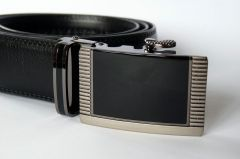 kožený automatický pásek Nova / délky 100-125cm /