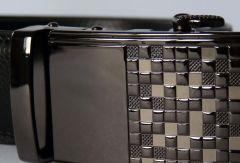 Luxusní kožený pásek Man Design Baumruk