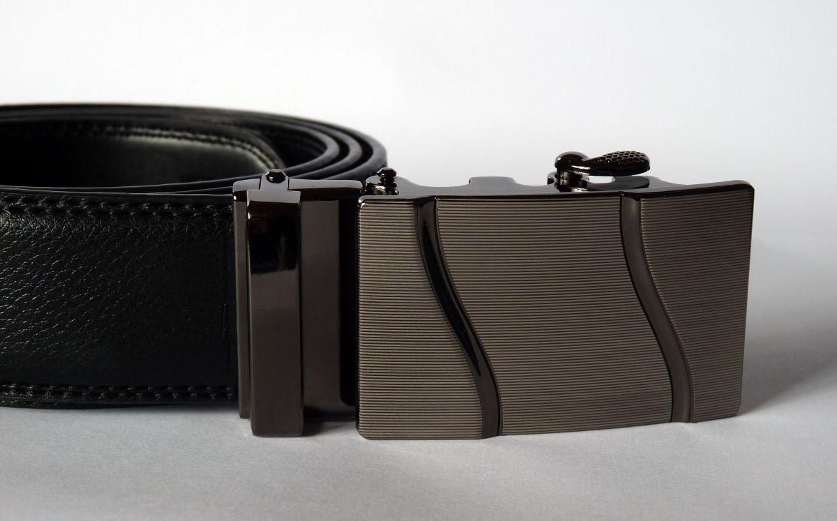 luxusní kožený pásek Wave II Baumruk