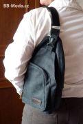 Zvětšit fotografii - batoh na volný čas v černé barvě